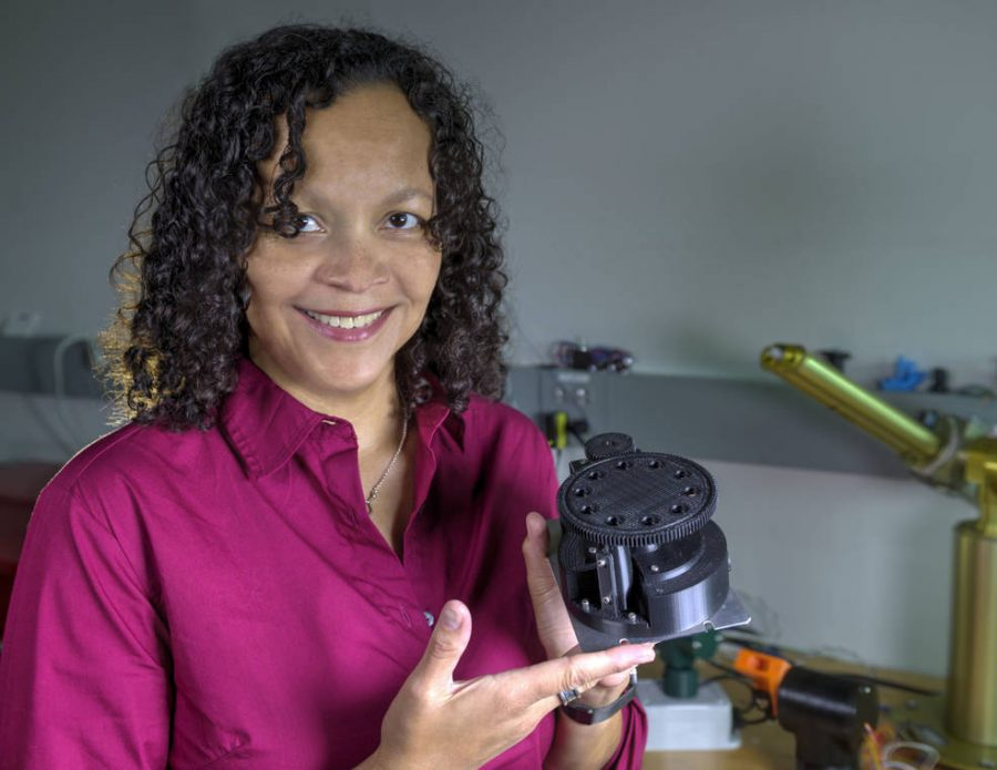 Melissa Floyd, OC '91, NASA Astrobiologist