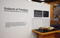 Art History Students Curate Exhibition About Abolitionism