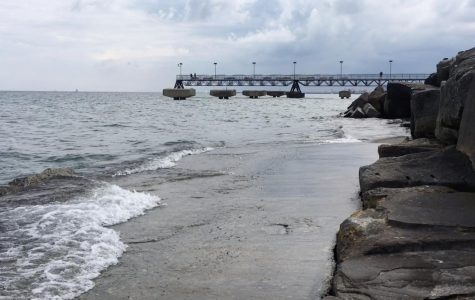 Water levels across the Great Lakes System are reaching record highs.