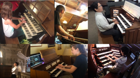 For the culmination of their summer program, six Oberlin Organ Academy students played across the country in a Virtual Student Concert. The Organ Academy — which typically takes place on campus — was offered remotely this year due to the spread of COVID-19.