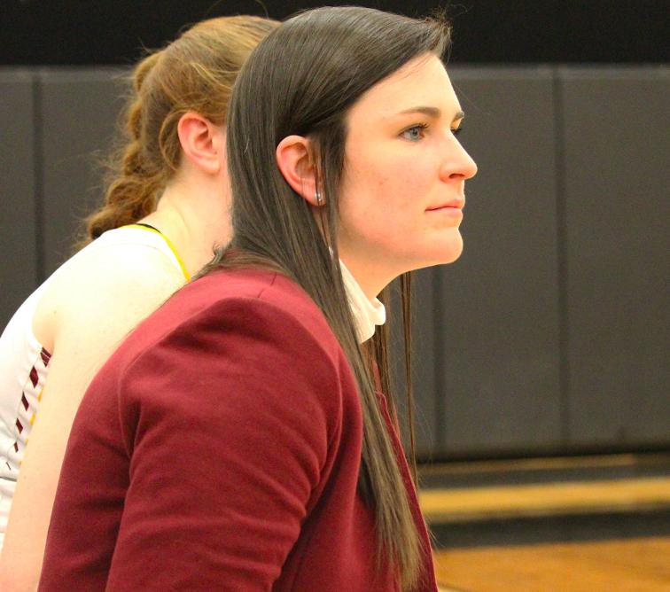 Maureen+Hirt%2C+Women%27s+Basketball+Assistant+Coach.