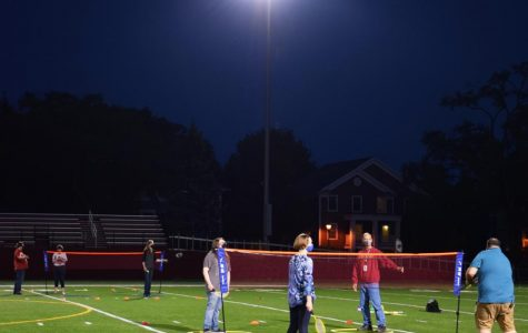 Backyard Games at Bailey Field.