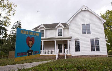 The Elkan family recently celebrated their eleventh year of running Chabad at Oberlin in their brand new house.