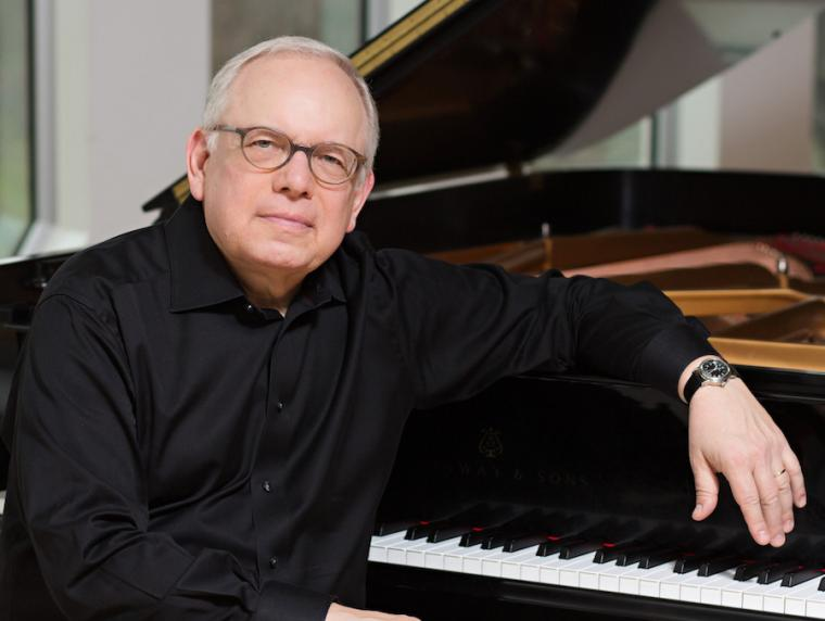 Peter Takács, Professor of Piano
