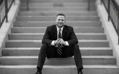 J.D. Tomlinson, OC '03,  Lorain County's new prosecutor.