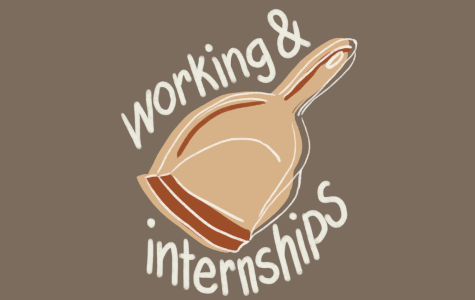 What was it like working or having an internship?
