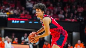 Former all-star Layshia Clarendon is the first openly nonbinary and transgender WNBA player.