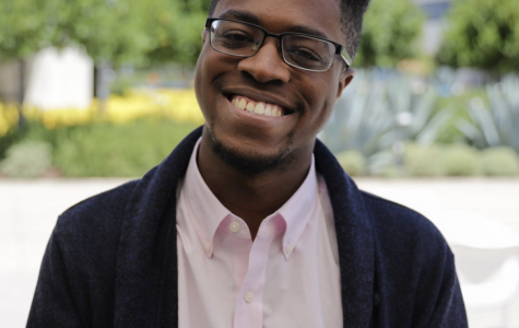 Double degree fifth-year Max Addae: Musician, Composer, Vocalist/Vocal Arranger, and Creative Technologist