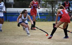 College first-year and field hockey player River Schiff.