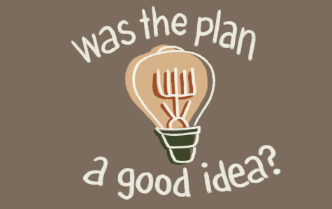 Do you think the three-semester plan was a good idea? Why or why not? How could it have been better?