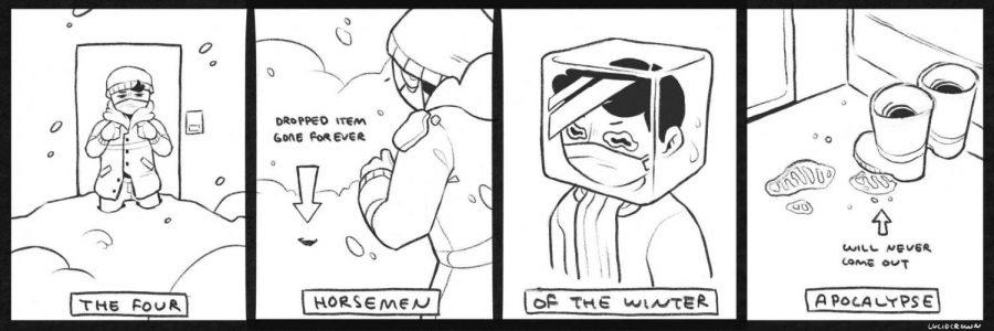 Comic: The Four Horsemen of the Winter Apocalypse