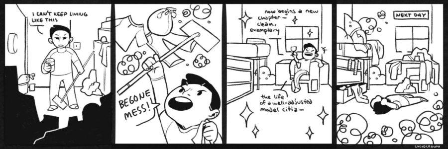 Comic: A Fresh Start
