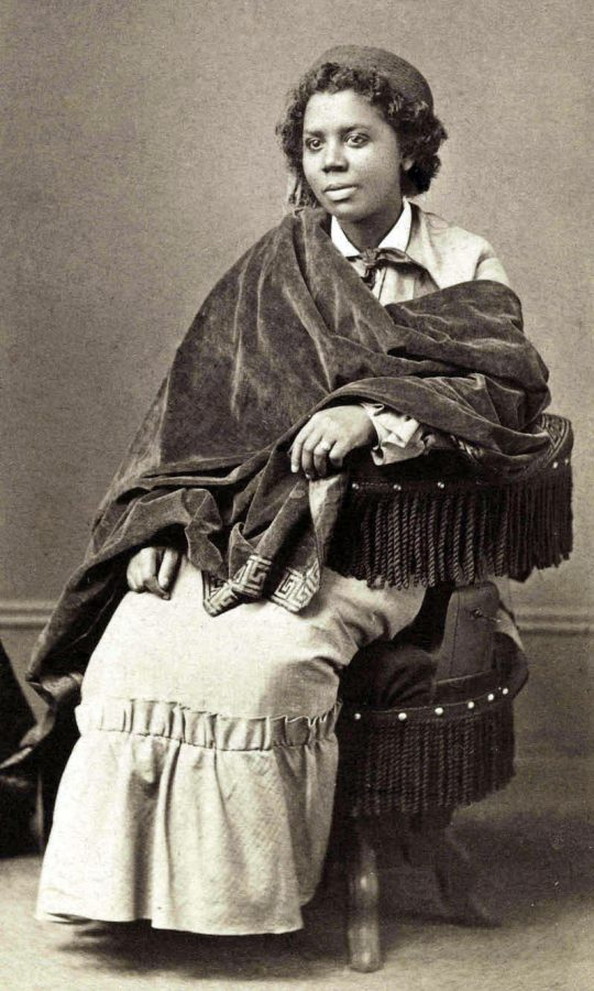 Edmonia Lewis' Story Part of a Continuing Culture of Violence Against Black Women