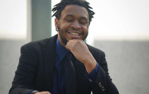Conservatory second-year Kurton Harrison III: Jazz Musician, Trumpeter, Composer, Music Producer