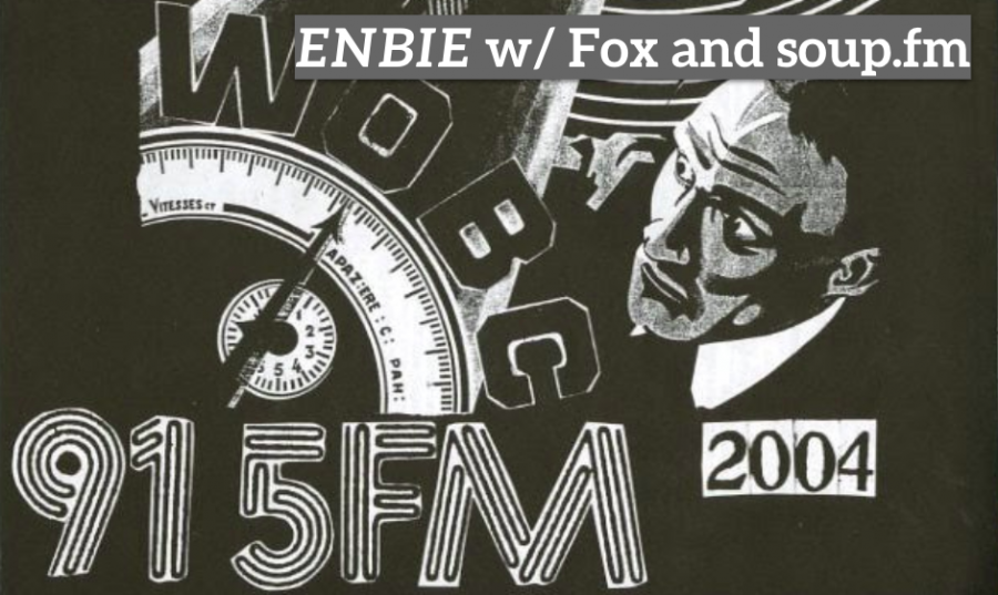 ENBIE with Sophie Shalit, double-degree fifth-year and FoxFox, College fourth-year