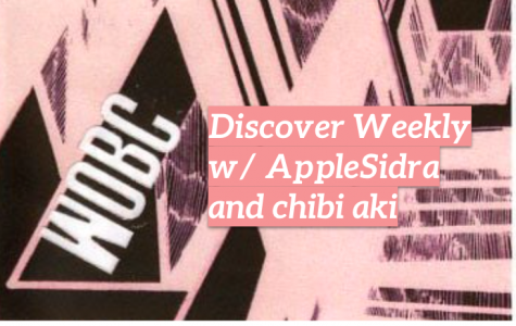 Discover Weekly with Akira Di Sandro, OC '20, (working with Elaine Wu College fourth-year)