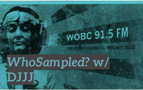 WhoSampled with Jessie Julian, College fourth-year