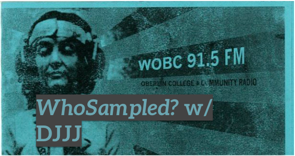 WhoSampled+with+Jessie+Julian%2C+College+fourth-year