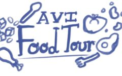 Touring AVI with Anna Silverman