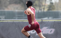 College fourth-year and team captain Adriano Atallah.