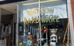 Watson Hardware has been an essential part of Oberlin's downtown area since 1895. In the next month, some of Oberlin's small businesses will be eligible to receive government aid through President Joe Biden's American Rescue Plan Act.