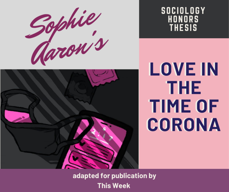 "Sophie Aaron's ""Love in the Time of Corona"" Research"