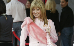 Ashley Tisdale at the premiere of The Incredibles in 2004.