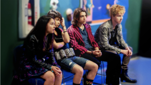 The 2011 Disney Channel original movie Lemonade Mouth is celebrating its 10th anniversary this week.