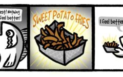 Comic: Food, Glorious Food