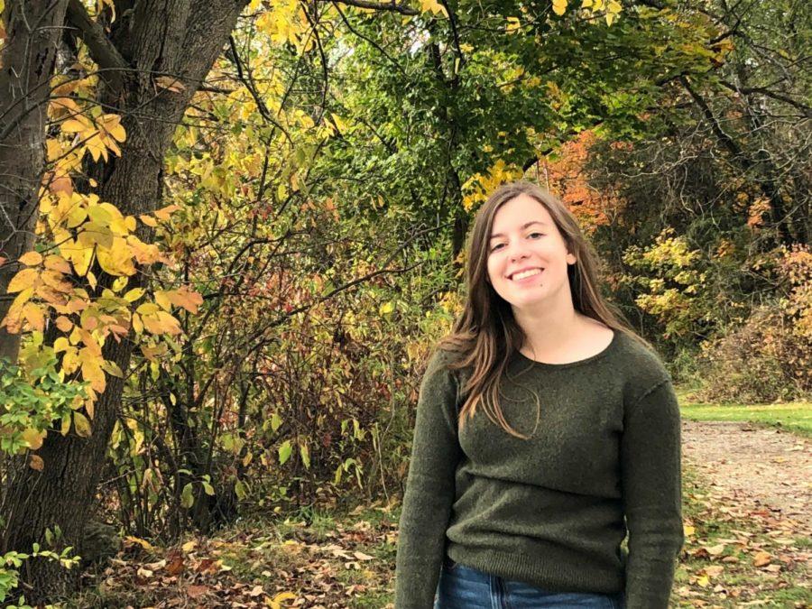 Kate Fishman, OC '21, Managing Editor