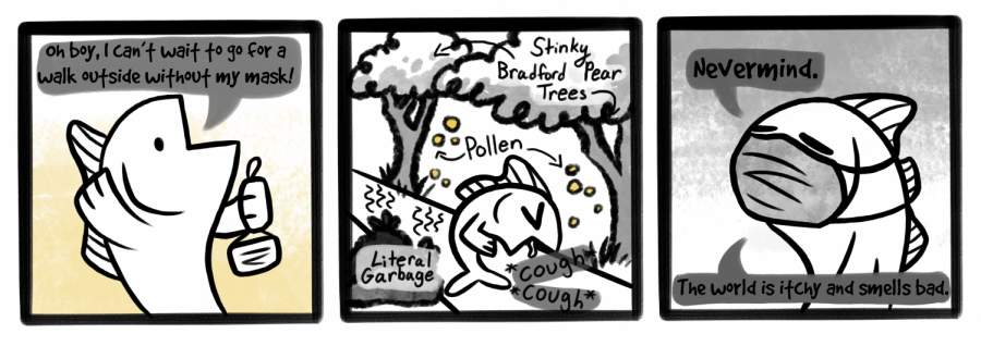 Comic: A Peaceful Stroll