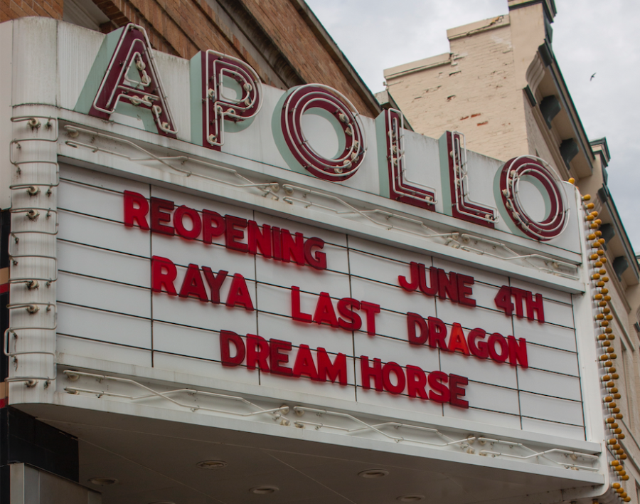 The Apollo Theatre will reopen today after being closed for more than a year due to the pandemic.