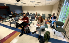 More than 800 predominantly second-year and third-year students are currently attending in-person summer classes on Oberlin's campus.