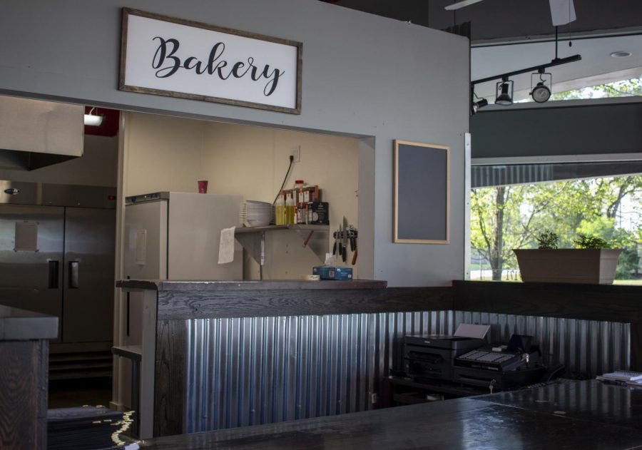 Bistro Bella Luna, located on East College Street, opened yesterday. The new restaurant is moving into the location formerly home to Dave's Cosmic Subs.