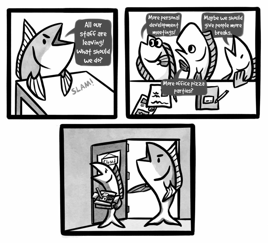 Comic: Thinking Outside the Box