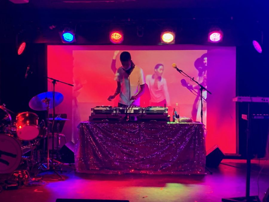 On Aug. 6 and 7 the 'Sco hosted a two-day experimental music festival, marking the first in-person, masks-up concert of non-student performers in the venue's history.