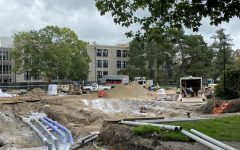 This summer, Oberlin College began work on the Sustainable Infrastructure Project, which will ultimately create geothermal wells to help move the College closer to its 2025 goal of carbon neutrality.