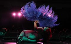 On July 31, the performer credited with revitalizing Northeast Ohio's Burlesque scene lit up the Solstice stage — Oberlin students will not be soon forgetting the name Bella Sin.
