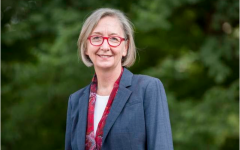 Former Librarian at Vanderbilt University Valerie Hotchkiss was recently named the next Azariah Smith Root director of libraries.