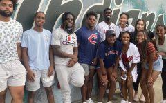 Oberlin Black Student Athlete Group.