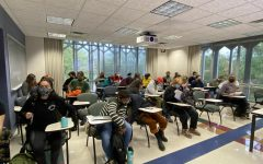 Departments  have worked to expand course offerings in response to a large first-year class.