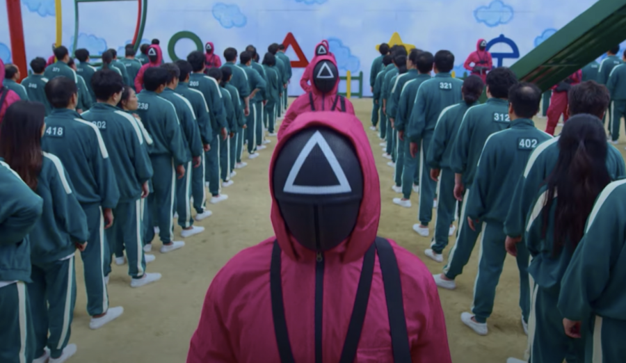 The Fantastic Nightmare of Netflix's Squid Game