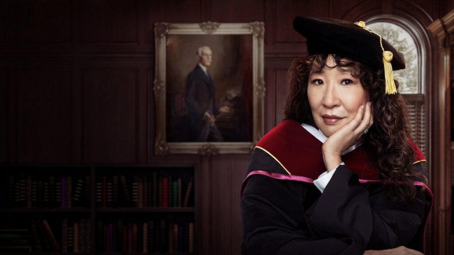 Netflix's The Chair Depicts College Campus in Turmoil